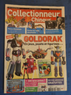 COLLECTIONNEUR & CHINEUR. N°150. 17/5/2013. GOLDORAK. CIRQUE. POSTE RADIO. FRANCOISE ROSAY. - Kranten