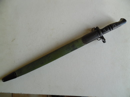 BAIONNETTE U.S. 17 - Armes Blanches