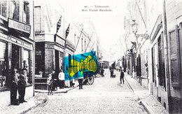 TIRLEMONT - TIENEN - Rue Victor Bauduin - Carte Circulé Le 29-11-1914 Sous Poste Allemande - Tienen