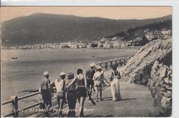 Alassio - Passeggiata A Mare - Savona