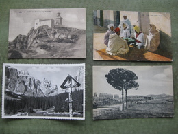 GRAND LOT DE CPA, CARTES PHOTO, CHROMOS, IMAGES DIVERSES... ( Voir Scans & Déscriptif ) - 500 Postkaarten Min.