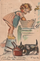Moi J'lave Les Assiettes Et Toi Tu T'occupes Des Casseroles - Bouret, Germaine
