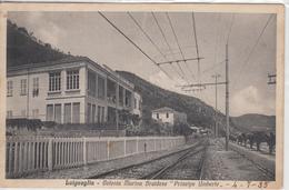 Laigueglia - Colonia Marina Braidese - Savona