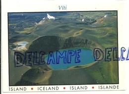 Islande. Viti. Cratère Explosif. 1996 - Islande
