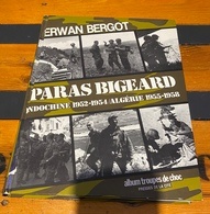 Livre Paras Bigeard - Libri