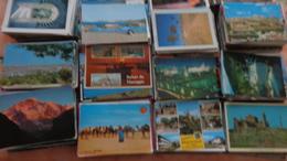 2000 CPM étrangere.avec Quelques Affranchissements Philatéliques - Cartes Postales