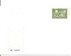 Norway 2005 Cover Norwegian Stamps 150 Years Anniversary, With Imprinted Stamp Eidsvoll 5 øre, Unused - Norwegen