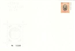 Norway 2005 Cover Norwegian Stamps 150 Years Anniversary, With Imprinted Stamp King Oscar Kr 2.00 Unused - Norwegen