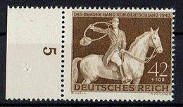 DR 1943 X Mi. 854 ** - Deutschland