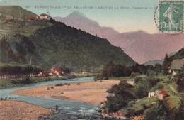 ALBERTVILLE LA VALLEE DE L'ARLY ET LE MONT CHARVIN (dil443) - Albertville