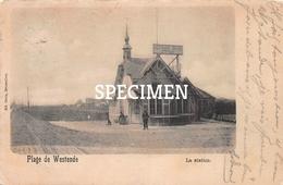 La Station - Westende - Westende