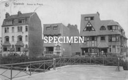 Avenue Du Prieuré - Westende - Westende