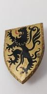 """Insignes Militaire: """"1ère DIM - 1ère Division D'Infanterie Motorisée"""" - """"ENGINEER REGIMENT """" - Hueste"""