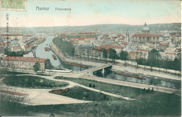 Namur - Panorama -r - Namen