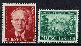 DR 1943 X Mi. 855/856 ** - Deutschland