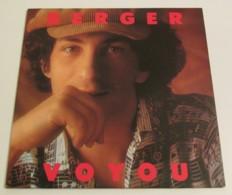 33T MICHEL BERGER : Voyou - Vinyles