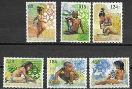 CURACAO, 2019, MNH, CHILDREN'S STAMPS, FISH, 6v - Childhood & Youth