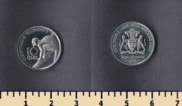Guyana 10 Cents 1976 - Guyana