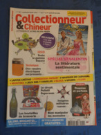 COLLECTIONNEUR & CHINEUR. N°191. 6/2/2015.BECASSINE. LEGO. LITTERATURE SENTIMENTALE. BRASSERIE. INSIGNE MILITAIRE RUSSE. - Journaux - Quotidiens