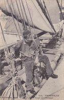 Pécheur à Trouville - Pêche