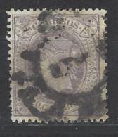 Spagna - 1866 - Usato/used - Isabella II - Mi N. 79 - 1850-68 Regno: Isabella II