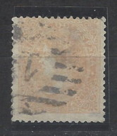 Spagna - 1867 - Usato/used - Isabella II - Mi N. 82 - 1850-68 Regno: Isabella II