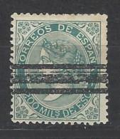 Spagna - 1868 - Usato/used - Isabella II - Mi N. 95 - 1850-68 Regno: Isabella II