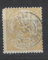 Spagna - 1874 - Usato/used - Ordinari - Mi N. 141 - 1873-74 Reggenza