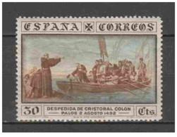 Spagna - 1930 - Nuovo/new MLH - Colombo - Mi N. 511 - Nuovi