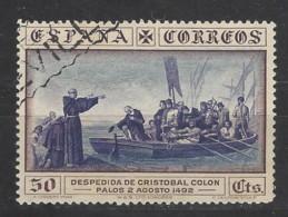 Spagna - 1930 - Usato/used - Colombo - Mi N. 513 - 1889-1931 Regno: Alfonso XIII