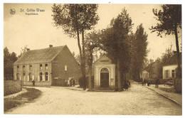 Sint-Gillis-Waas: Kapelleken ( 2 Scans) - Sint-Gillis-Waas