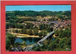 BEAULIEU SUR DORDOGNE 1980 DEPUIS L EGLISE D ALTILLAC CARTE EN BON ETAT - Francia