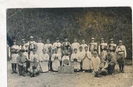 Carte-Photo : Militaires Du 170 RI - Père Cent Classe 1926 (1) - Guerre, Militaire
