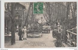 VILLE D'AVRAY RESTAURANT CABASSUD L'ETUDE DU MENU TBE - Ville D'Avray