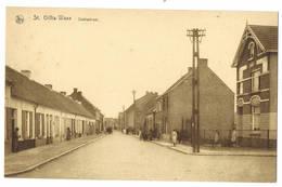 Sint-Gillis-Waas: Statiestraat ( 2 Scans) - Sint-Gillis-Waas