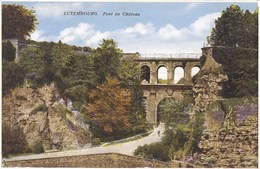 Luxembourg, Pont Du Château (pk68231) - Luxembourg - Ville