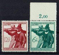 DR 1944 X Mi. 897/898 ** - Deutschland
