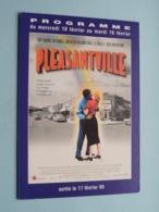 PLEASANTVILLE > Pathé NICE ( Programme ) 1999 ( Voir Photo > 2 Scan ) ! - Publicidad