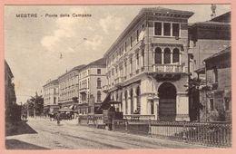 Cartolina Mestre Ponte Della Campana - Non Viaggiata - Venezia (Venice)