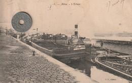 94 - Carte Postale Ancienne De  ABLON    L'Ecluse - Ablon Sur Seine