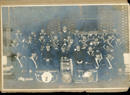 Large Photograph - HMS Vernon - Group Photograph (29 X19cm) - Guerre, Militaire