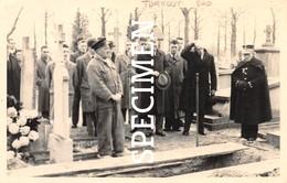 4 Fotokaart Begrafenis - Torhout - Torhout