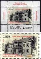 2017 Montenegro Europa CEPT Castles 1v + Numbered MS  MNH** MiNr. 404 ( Bl 20) - Montenegro
