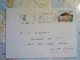 Bois-Guillaume 6/10/1998 - Marcophilie (Lettres)