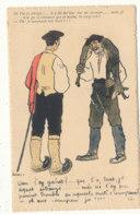 A P 964  C P  A    HUMOUR   - ILLUSTRATEUR GABARD -  OU L'AI JE ATTRAPE - Other Illustrators
