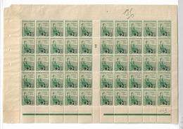 France N°163** Un Panneau De 50 Avec Mill.Cote 92€ - Fogli Completi