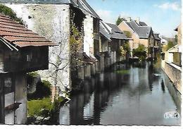 La Chatre 36 Les Vieilles Tanneries Recto-Verso - La Chatre