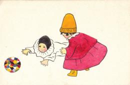 2073 - GIOCHI DI BIMBI - Cartoline