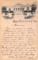 VICHY Le Casino Et Le Parc 2(scan Recto-verso) MA1249 - Vichy