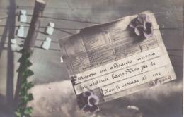 2074 - SALUTI CON TELEGRAMMA - Cartoline